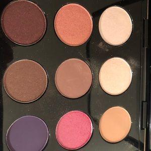 Mac eyeshadow palette.